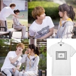 เสื้อยืด (T-Shirt) The Square แบบ Sung Jae