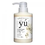 Yu' Shampoo (แชมพู สูตร จาก ดอก แอสทรากาลัส) 400ml.