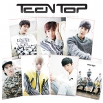 TEEN TOP - Official L_Holder Set (7p) [2014 Concert Official Goods]