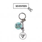 พวงกุญแจ SEVENTEEN