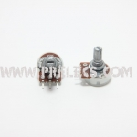 Volume 50KA 1ชั้น แกน17mm (Potentiometer)