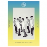 อัลบั้ม #Boyfriend - Mini Album Vol.5 [NEVER END] (Day Ver.)