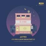 อัลบั้ม (#ASTRO) - DREAM PART.01 (4TH 미니앨범) NIGHT VER.