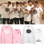 เสื้อฮู้ด (Hoodie) MONSTA X - Christmas Party 2017