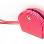 Round Mini BAG (Hot Pink)