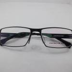 กรอบแว่นตา Porsche P9051 กรอบดำ 54-17-140