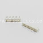 Housing Connector 2.50mm 10P ผู้