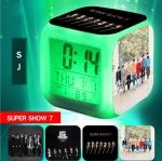 นาฬิกาปลุกลูกเต๋า SJ - SUPER SHOW 7