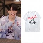 เสื้อยืด เสื้อแฟชั่นไอดอล เสื้อนักร้องเกาหลี #SEVENTEEN (พรีออเดอร์)