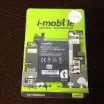 แบตเตอรี่ ไอโมบาย BL-207 (I-mobile) I-Style 2.2 ความจุ 1200 mAh