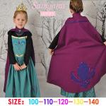 samgami ชุดกระโปรง+ผ้าคลุม P30721 แพ็ค 5ชุด ไซส์ 120-130-140-150-160 (เลือกไซส์ได้)