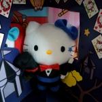 (พร้อมส่ง) ตุ๊กตาเฮลโหลคิตตี้ชุดนักมายากล Limited Edt. Hello Kitty Circus of Life # magician