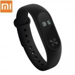 Xiaomi Mi Band 2 ศูนย์ไทย นาฬิกาสายรัดข้อมือ วัดสุขภาพ Heart Rate Sensor (สีดำ)