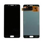 เปลี่ยนหน้าจอ Samsung Galaxy A5 2016 กระจกหน้าจอแตก ไม่เห็นภาพ จอแท้