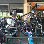 จักรยานเสือภูเขา TWITTER รุ่น TW7900 เฟรมอลูมิเนียม 30 สปีด DEore 2016