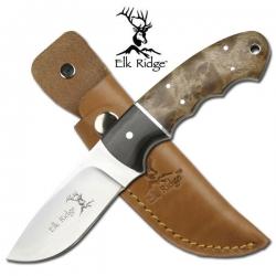 มีดใบตาย Elk Ridge #ER-128 FIXED BLADE KNIFE ของแท้
