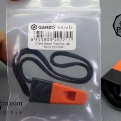 นกหวีดติดท้ายมีด Ganzo กานโซ่ รุ่น Ganzo Whistle เสียงดัง ได้ยินไกล ของแท้ 100%