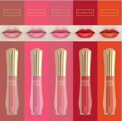 Mille Rose Matte Liquid Lip ล็อคสีติดทน ยาวนาน เรียกว่าขนาดจูบยังไม่ยอมหลุด ไม่มีไม่ได้แล้ว