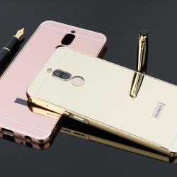 เคส Huawei Nova 2i รุ่น Aluminium Hybrid Mirror Back (เคสฝาหลังเงา)
