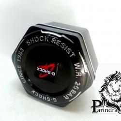 ขายกล่อง Gshock จีช๊อค จีช็อก กล่องคาสิโอ แบบกล่องเหล็กสำหรับใส่ Gshock หรือ Casio ได้ทุกชนิด