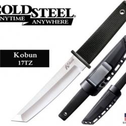 มีดใบตาย COLD STEEL Kobun Tanto 17TZ ของแท้