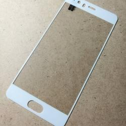 ฟิล์มกระจกเต็มจอ Huawei P10 Plus ขอบขาว
