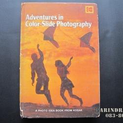 หนังสือไอเดียถ่ายภาพของ Kodak : Adventures in Color-Slide Photography