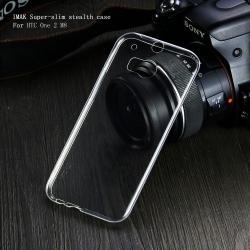 Case HTC One M8 ยี่ห้อ Imak ll (เคสแข็งใส)
