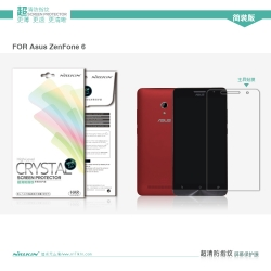 Film ZenFone 6 ยี่ห้อ Nillkin (ฟิล์มใส)