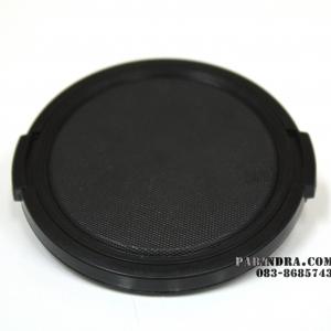 ฝาปิดหน้าเลนส์แบบบีบข้าง Lens Cap ขนาด 49 mm.