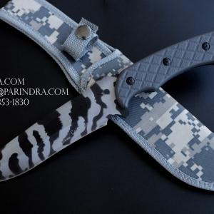 มีด Columbia Airforce Military Camo รุ่น 1038A
