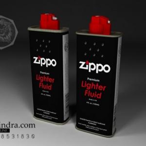 น้ำมันซิปโป้แท้ น้ำมัน zippo แท้ ขนาด 125 ml. คุณภาพเยี่ยม จุดได้นาน ระเหยช้ากว่า Fluid