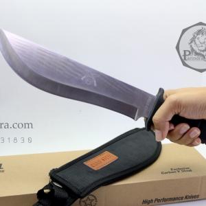 มีดใบตาย COLD STEEL Conqueror LTC Kukri ขนาด 14 นิ้วครึ่ง Full Tang (OEM) A+ ใบมีดสีเงิน