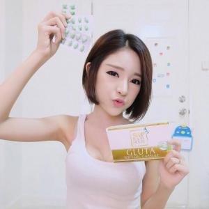 Gluta SWP Softgel capsule dietary supplement product