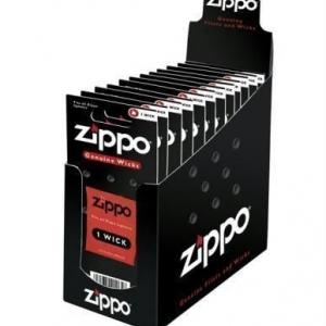 เชือกไส้ไฟแช็ค Zippo Wick แท้ สำหรับไฟแช็คแบบเติมน้ำมันรอนสันทุกชนิด ทนทานครับ ใช้ได้นาน