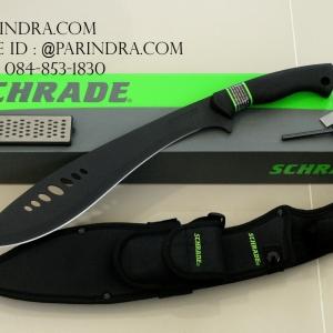 มีดใบตายเดินป่า SCHRADE Knife SCHKM1 แกร่ง และ ทรหด (OEM)
