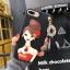 เคสนิ่มลายผู้หญิง 3Dห้อยพู่แต่งเพชร ไอโฟน 6plus/6s plus 5.5 นิ้ว thumbnail 6
