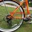 จักรยานแม่บ้านพับได้ K-ROCK ล้อ 24 นิ้ว เฟรมเหล็ก,TGH2406A thumbnail 17