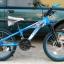 จักรยานเสือภูเขาเด็ก TRINX ,M012D 18สปีด เฟรมอเหล็ก ดิสหน้า+หลัง 2015 thumbnail 4