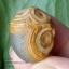 หินรูปทรงประหลาดจากทะเลทรายโกบี GOBI Eye Stone #GOBI001 thumbnail 4