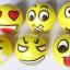 ลูกบอลหน้าเหลืองอีโมชั่น บริหารมือ x 12 thumbnail 2