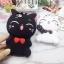 เคสซิลิโคนแมวอ้วน 3D ไอโฟน 7 (4.7 นิ้ว) thumbnail 2