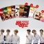 EXO - PEPERO Special Edition Set(10ea) + Poster 2p + Standing Dolls + Sticker thumbnail 1