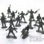 โมเดลทหารจิ๋ว สีเทา thumbnail 3