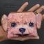 กระเป๋าใส่เหรียญ น่ารัก ขนาดกลาง สุนัขพุดเดิ้ล thumbnail 1