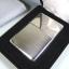 """ไฟแช็ค Zippo แท้ ฺ เคสผลิตจากเงินแท้ """" Zippo 14, Sterling Silver Lighter """" แท้นำเข้า 100% thumbnail 9"""