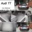 พรมกระดุมเข้ารูปปูพื้นรถยนต์ราคาถูก Audi TT ลายธนูสีเทาขอบเทา thumbnail 1