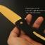 มีดพับ Shirogorov Cronidur 30 EVO สีทองอร่าม (OEM) A+++ thumbnail 11