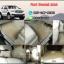 โรงงานพรมกระดุมเข้ารูปปูพื้นรถยนต์ Ford Everest 2016 ลายกระดุมสีครีมขอบครีม thumbnail 1