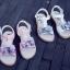 รองเท้าเด็กแฟชั่น สีชมพู แพ็ค 6 คู่ ไซต์ 31-32-33-34-35-36 thumbnail 5
